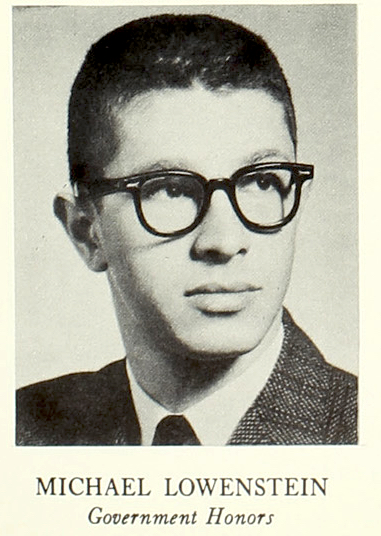 Michael Lowenstein, 1962 Interpres