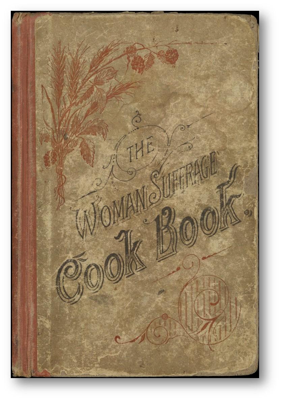 Woman Suffrage Cookbook